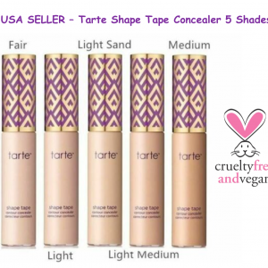 Buy ⭐️ Tarte Shape Tape Concealer - Fair, Light, Light Sand, Light Medium, Medium ⭐️