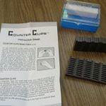 Buy 100 ORISEK MAGNETIC COUNTER CLIPS FOR WAR GAMES 100 PCS UNUSED WARGAMES