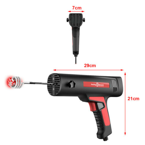 Buy 110V Heating Bolt Remover Induction Heater Bolt Heat Disassembly Bolt Remover US