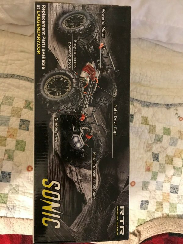 Buy 1:16 Brushless Large RC Cars 55+ kmh Speed - Kids and Adults Remote Contr... New