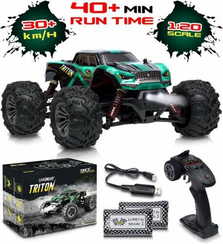 Buy 1:20 Scale RC Cars 30+ kmh High Speed Boys Remote Control Car 4x4
