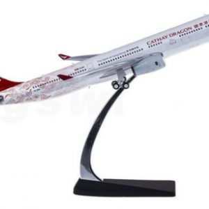 Buy 1:200 32CM Phoenix CATHAY DRAGON AIRBUS A330-300 Passenger Plane Diecast Model