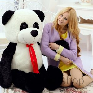 Buy 150cm Huge Giant Big China Panda Plush Toys Teddy Bear Stuffed Animals Doll Gift