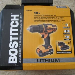 "Buy 18V Bostich  Cordless 1/2"" Power Drill"