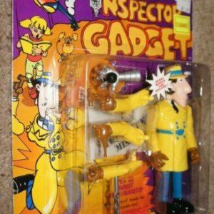 Buy 1992 DIC Tiger Toys~INSPECTOR GADGET GO GO GADGET-MOC~RARE Figure