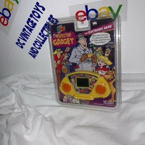 Buy 1992 Tiger Electronics Inspector Gadget Game Handheld LCD Video Game Quaker Oat