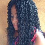 """Buy 20"""" Handmade black Braided Wig!   Made with Premium Synthetic Hair."""