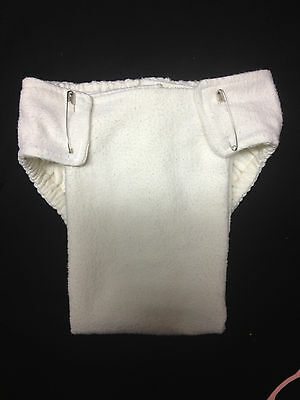Buy 20 MamaBear - Prefold/Fitted Hybrid One Size Fits All Quick Dry Diaper