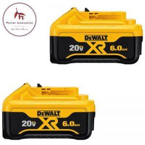 Buy 20-Volt Max Xr Lithium-Ion Premium Battery Pack 6.0Ah (2-Pack)