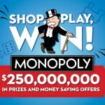Buy (200) 2020 Albertson's Safeway Monopoly Tickets - Brand New Unopened! 200 pieces