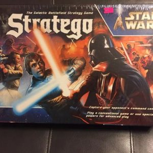 Buy 2002 Milton Bradley Stratego Star Wars Edition Board Game - Brand New Sealed