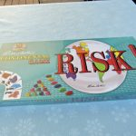 Buy 2013 Parker Bros. 1959 1st Edition Classic Repor. Risk! Continental Game New In