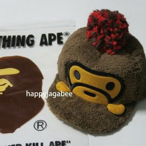 Buy 2020 S/S A BATHING APE Goods BAPE KIDS BABY MILO BOA CAP From Japan New