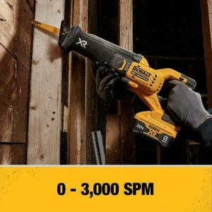 Buy 20V MAX XR Power Detect Reciprocating Saw with 8Ah Battery