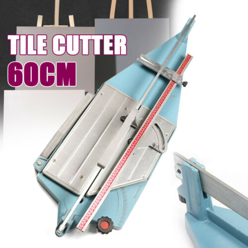 Buy 20mm Thickness Manual Pull Handle Cutter Machine 60CM Tile Cutter NEW