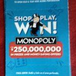 Buy (216) 2020 Albertson's Safeway Monopoly Tickets - Brand New Unopened