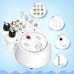 Buy 3-1 Mini Diamond Microdermabrasion Dermabrasion Facial Vacuum Spray Peel Machine