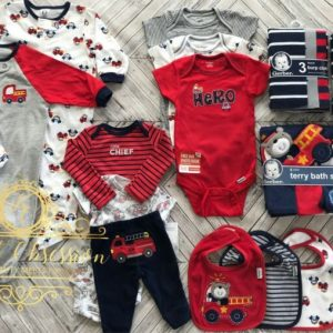 Buy 30 piece Infant Fireman Set