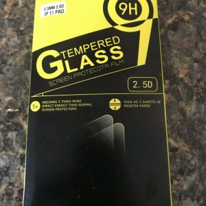 Buy 300 Units Anti-Scratch 9H Real Tempered GLASS Screen Protector for iPhone 11 Pro