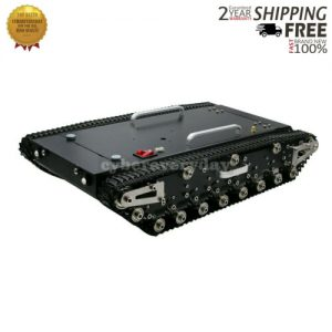 Buy 30Kg Load WT-500S Smart RC Robotic Tracked Tank RC Robot Car Base Chassis dt55