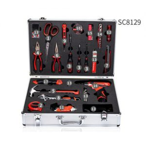 Buy 39pcs Professional Hardware Tools Set Box Combination Toolbox Repair Disassembly