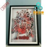 Buy 3D Painting Slamdunk Decorative picture Cartoon paper art manual three-dimension