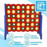 Buy 4 X 3 Feet Large GIANT Connect 4 Four Yard Outdoor Fun Party Game For Adult Kid