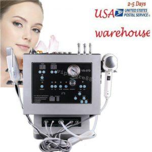 Buy 4 in 1 Diamond Microdermabrasion Ultrasound  Professional Beauty Machine