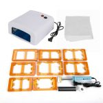 Buy 5 Set LCD Display Touch Screen Repair Tool Moulds For Samsung Galaxy & Apple