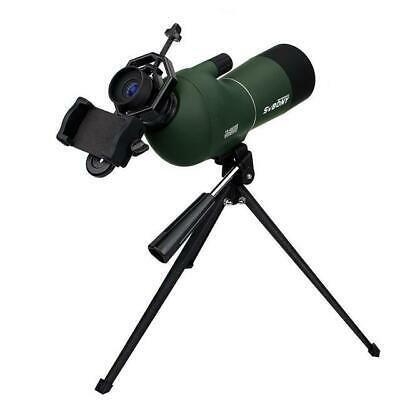 Buy 50/60/70mm Telescope Waterproof Monocular w/Universal Phone Adapter Mount