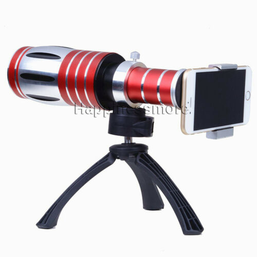 Buy 50X Optical Zoom Phone Telescope Camera Lens For iPhone 11 Pro XS Max 8 Plus 7 6
