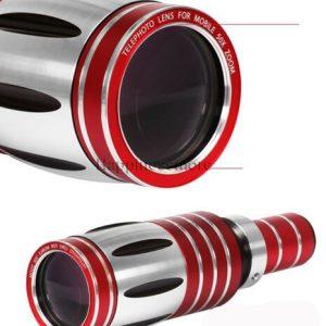 Buy 50X Super Telescope Phone Camera Lens Clip Tripod Case For Samsung S9/S8 Plus
