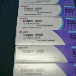 Buy 6 X 3M ESPE Clinpro Cream Toothpaste 4oz  - Spearmint - EXP 8/22. Free Shipping