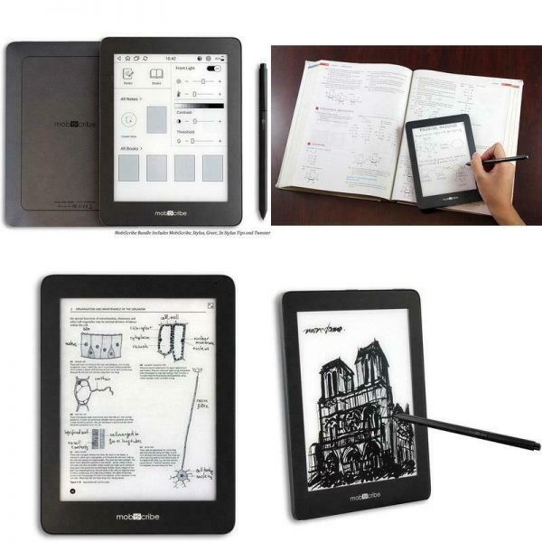 Buy 6'8 E Ink Tablet Bundle 6.8 Digital Notepad Anti Glare Screen Touch Screen