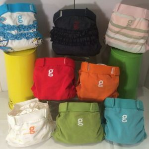 Buy 8 NEW GDIAPERS SMALLS 3 LIMITED EDITIONS 5 EXCLUSIVE GPANTS & POUCHES