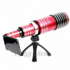 Buy 80x Super Zoom Telescope Phone Camera Lens Tripod Case For iPhone XS 8 Plus 7 6s