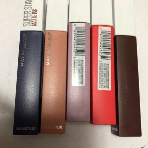 Buy 82Lipsticks MAYBELLINE SUPER STAY MATTE INK