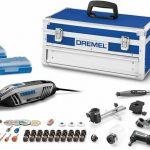 Buy 9/64 Rotary Tool Kit with Flex Shaft- 9 Attachments & 64 Accessories