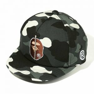 Buy A BATHING APE Goods BAPE KIDS CITY CAMO 2ND APE CAP From Japan New