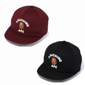 Buy A BATHING APE Goods BAPE KIDS COLLEGE BOA CAP 2colors From Japan New