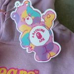 "Buy A Bathing Ape ""Care Bears"" NEW Release Hoodie - Kid 3-4 Years Old Size F"