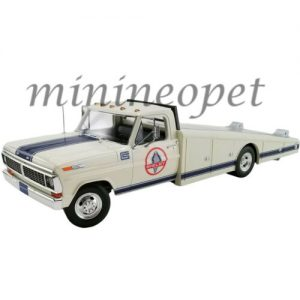 Buy ACME A1801404 1970 FORD F-350 SHELBY RAMP TRUCK 1/18 DIECAST MODEL CAR WHITE