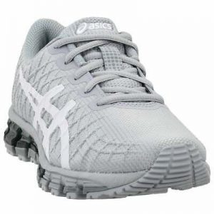Buy ASICS Gel-Quantum 180 4 Grade School  Casual Running  Shoes - Grey - Girls