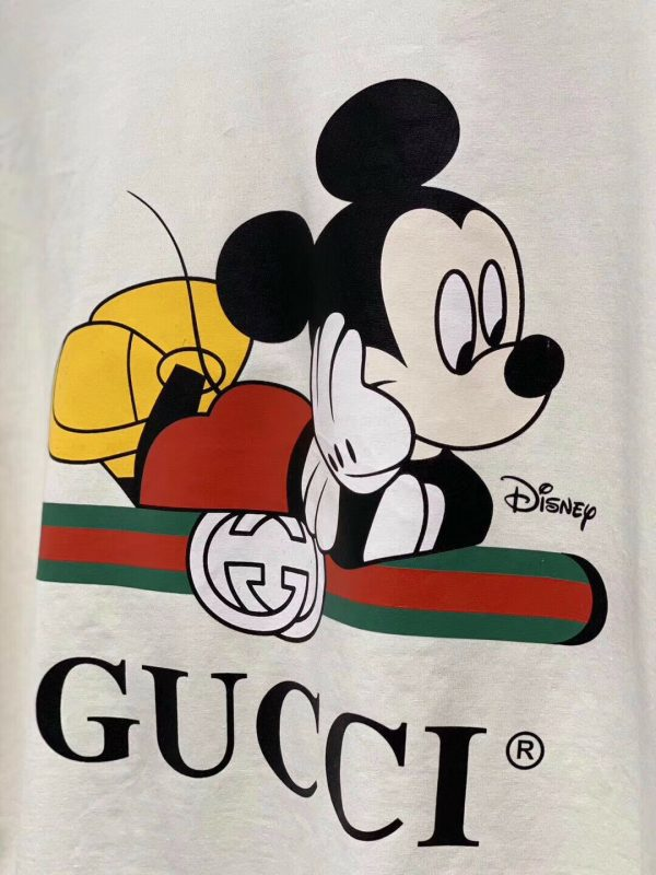 Buy AUTHENTIC New 2020 Gucci T-shirt Micky Off White Size Small S Tee Top