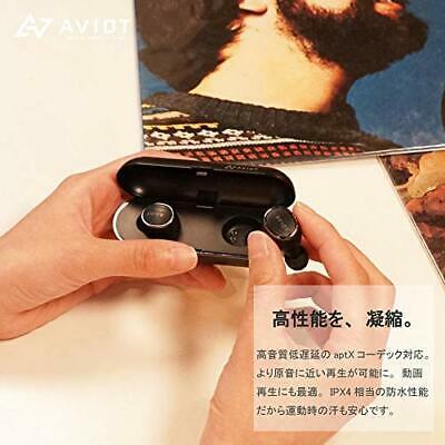 Buy AVIOT Abiotto Japanese audio manufacturer TE-D01e Bluetooth earphone high-qualit