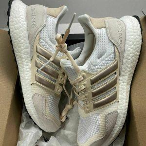 Buy Adidas ULTRABOOST S&L Women's Running Shoes Platinum Metallic EG8120 $180