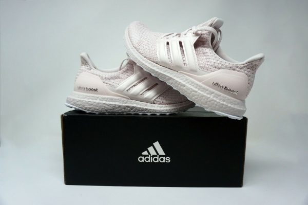Buy Adidas UltraBoost 4.0 Women's Running Shoes Orchid Tint/Pink G54006 Sizes 7, 8.5
