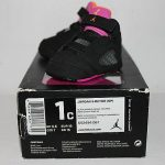 Buy Air Jordan V 5 Floridian Black Pink Orange Sneakers Toddler's GP Size 1 1C New