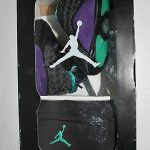 Buy Air Jordan XIII 13 Atomic Teal Black Purple Sneakers Toddler's GP Size 1 1C New