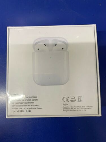 Buy Apple AirPods 2nd Generation with Charging Case - White